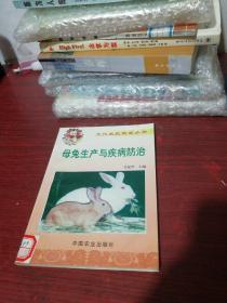 母兔生产与疾病防治