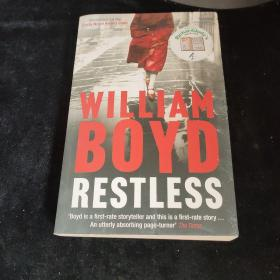 WILLIAM BOYD RESTLESS