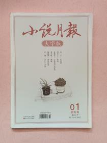 小说月报 大字版【2017年】创刊号