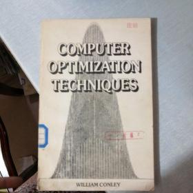 计算机优化技术(英文版)破损