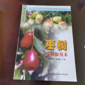 枣树栽培新技术 正版好品