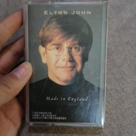 磁带  埃尔顿 约翰