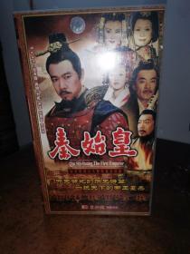 秦始皇(中央电视台大型电视连续剧,盒装,33张VCD)