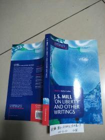 J. S. Mill:'On Liberty' and Other Writings (约翰•密尔 《论自由及其他著作》)原版  库存