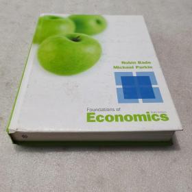 Bade Parkin Foundations of Economics Sixth Editon