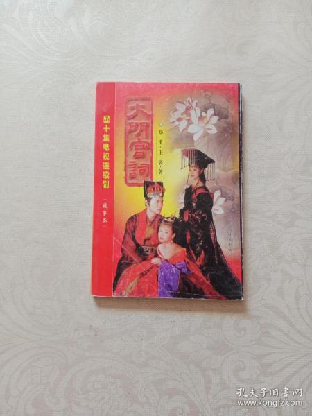 大明宫词:四十集电视连续剧故事本
