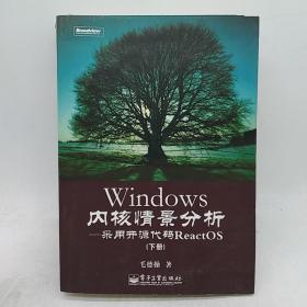 Windows内核情景分析:采用开源代码ReactOS  上下册