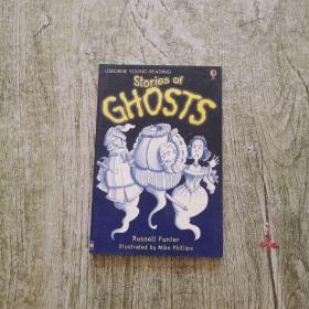 STORRIES OF GHOSTS