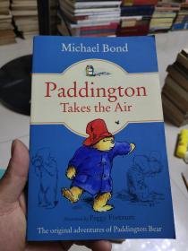 Paddington Takes the Air 小熊帕丁顿去户外(小说版)