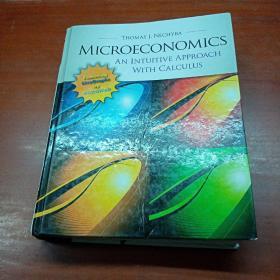 英文原版Microeconomics An Intuitive Approach With Calculus 微观经济学·一种直观的微积分方法