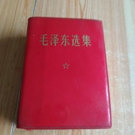 毛泽东选集( 64开)有毛像林词