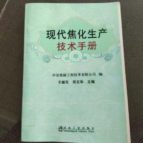 现代焦化生产技术手册