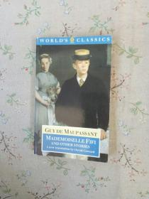 GUY DE MAUPASSANT MADEMOISELLE RIFI AND OTHER STORIES