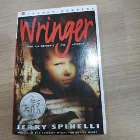 Wringer 真正的勇者(1998年纽伯瑞银奖)