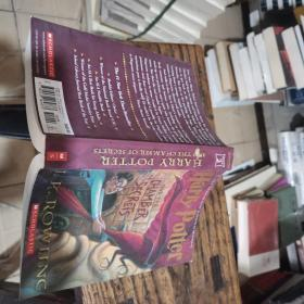 Harry Potter And The Chamber Of Secrets(英文版。)