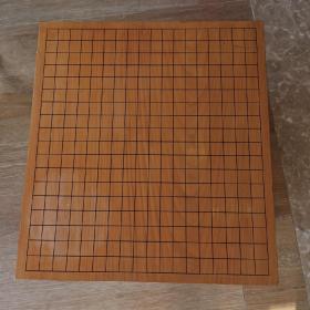日本桂4.4寸围棋棋墩(库存品)