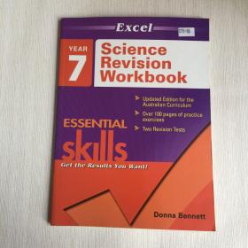 SCIENCE REVISION WORKBOOK YEAR 7