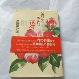 かぎりなくやさしい花々  日文原版