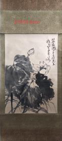 一幅馈赠山东理工大学美术学院教授李波先生作品