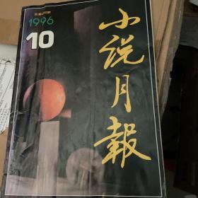 小说月报(1996年10期)