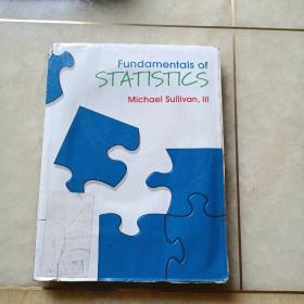 Fundamentals of STATISTICS  统计基础