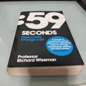59 Seconds:Think a little, change a lot
