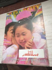 民族画报1996.6