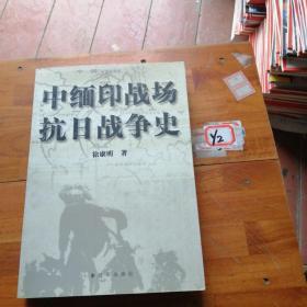 中缅印战场抗日战争史
