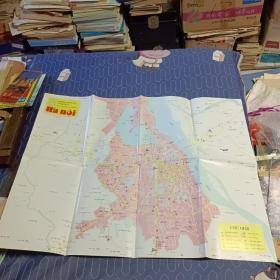 越南河内地图(原版越语)