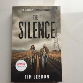 寂静杀机(电影版) 英文原版 The Silence MTI 影视小说