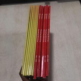 wonders教材12册合售