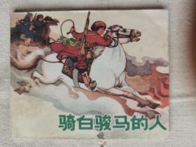 骑白骏马的人(仿品)