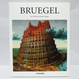 原版Bruegel/Rainer Hagen老布勒哲尔 绘画作品集