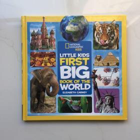 National Geographic Little Kids First Big Book o  英文国家地理儿童百科  精装大开本