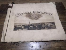 康奈尔大学(民国英文版图册)