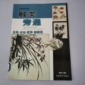 触类旁通:兰花·水仙·萱草·蝴蝶花——中国画技法新解
