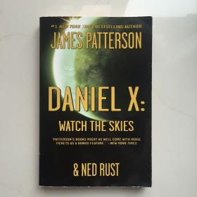 英文原版  Daniel X: Watch the Skies
