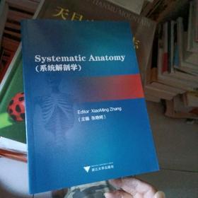 Systematic anatomy 系统解剖学