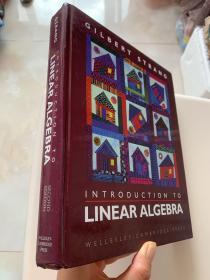 现货 Introduction to Linear Algebra  英文原版 线性代数