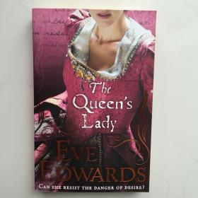 The Queen's Lady女王的仆人 英文原版