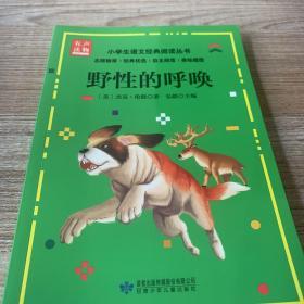 野性的呼唤(美绘插图)/小学生语文经典阅读丛书