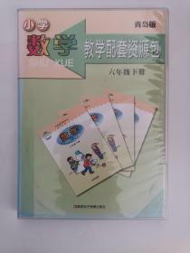 小学数学教学配套资源包(六年级,下册) (只剩3枚光盘,一盒装)