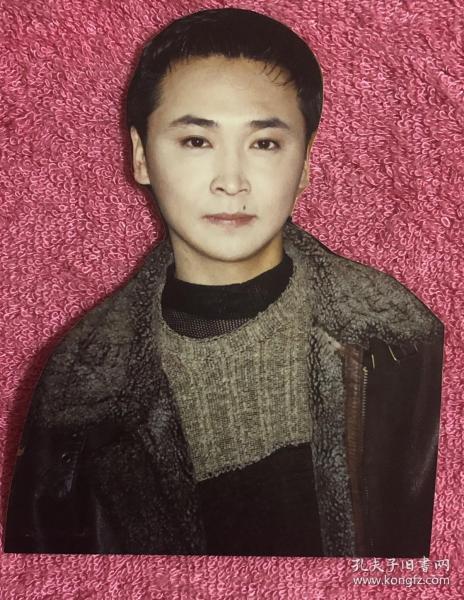 著名歌手 冯晓泉 艺术剪照老照片