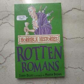 Horrible Histories Rotten Romans 可怕的历史:罗马的衰落