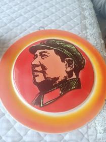 毛主席搪瓷像章