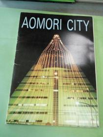 AOMORI  CITY(外文原版)(16张卡片)