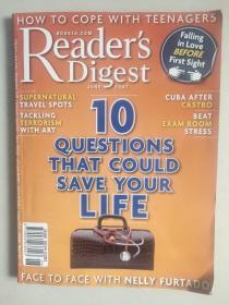 READER'S DIGEST-(JUNE 2007)