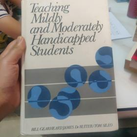 Teaching Mildly And Moderately Handicapped Stude