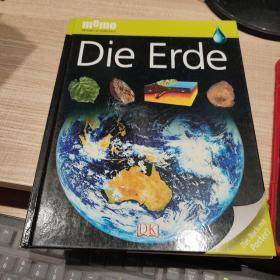 DIE ERDE  德文原版