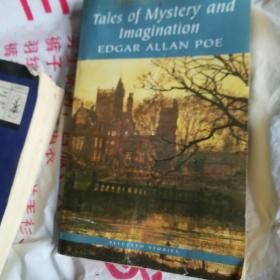 Taies of mystery and imagination